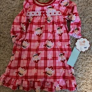 3set lot of Christmas pjs 12m